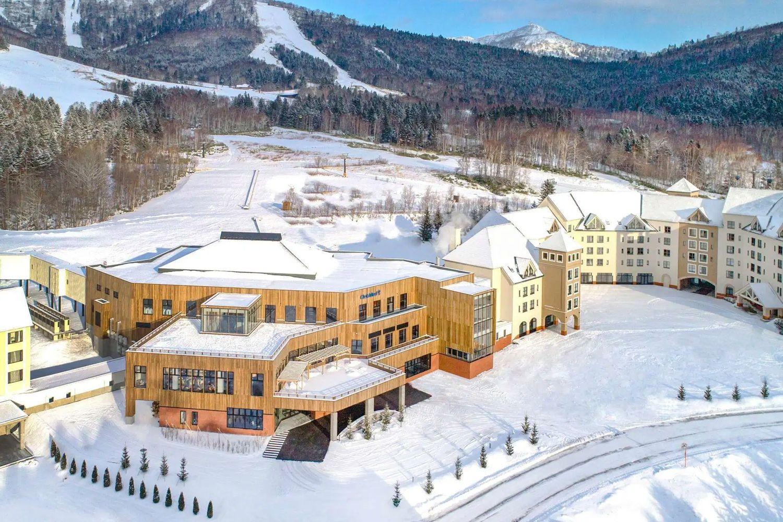 Khu nghỉ dưỡng trượt tuyết Tomamu
