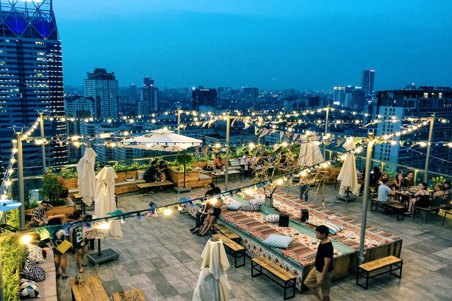 Trill Rooftop Cafe & Bistro