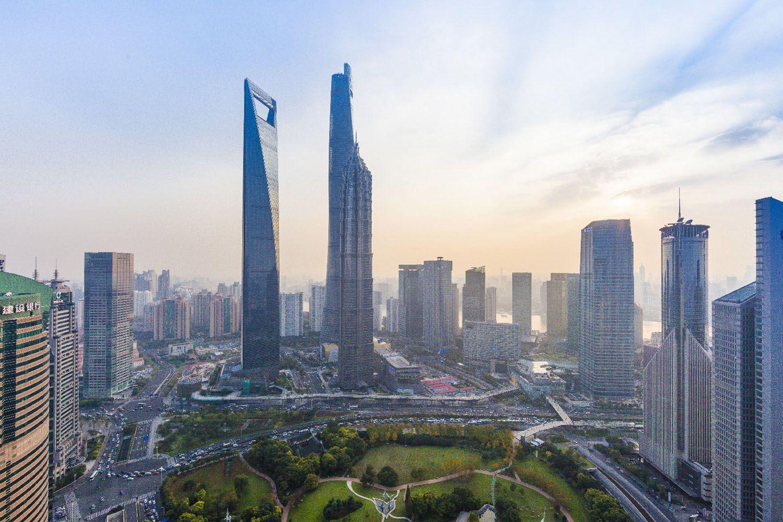 Phố Đông Thượng Hải
