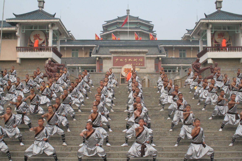 Tìm hiểu về Thiếu Lâm Kungfu