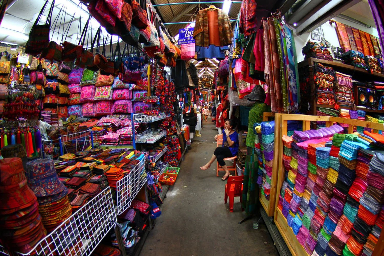 Trải nghiệm khu chợ Chatuchak
