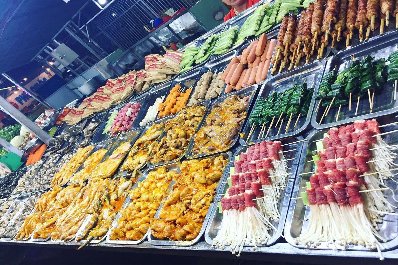 Thiên đường ẩm thực tại các chợ đêm