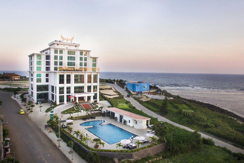 Khách sạn Mường Thanh Lý Sơn là một khách sạn 4 sao