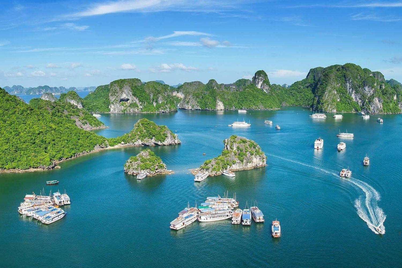 Quần đảo Cát Bà có gần 400 hòn đảo lớn nhỏ