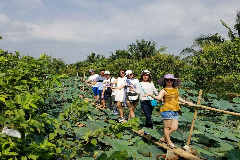 Khu du lịch cộng đồng Cồn Sơn
