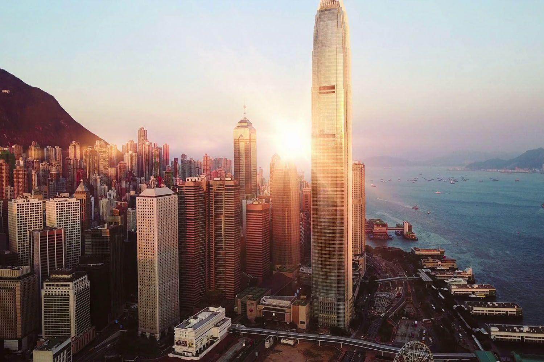 Buổi sáng Hong Kong