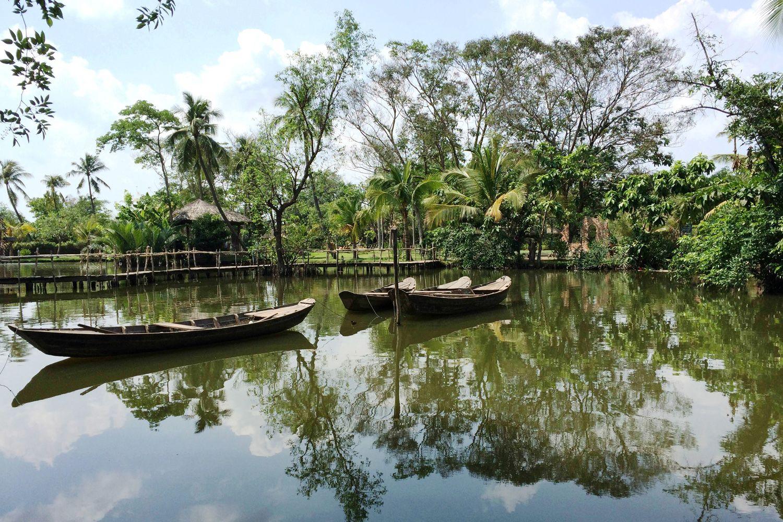 Tour du lịch xanh: Tân Cảng - bán đảo Thanh Đa Bình Quới