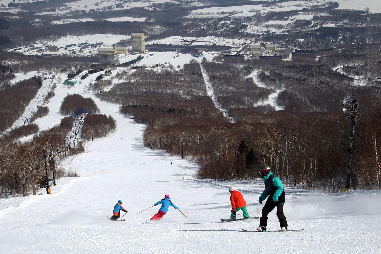 Khu nghỉ dưỡng trượt tuyết Appi Kogen (Iwate)