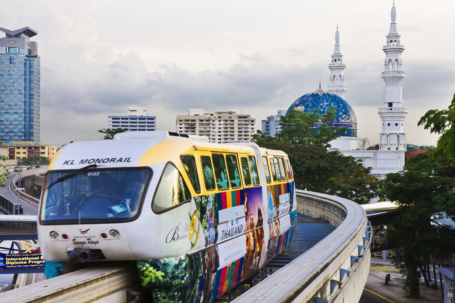 LRT and Monorail