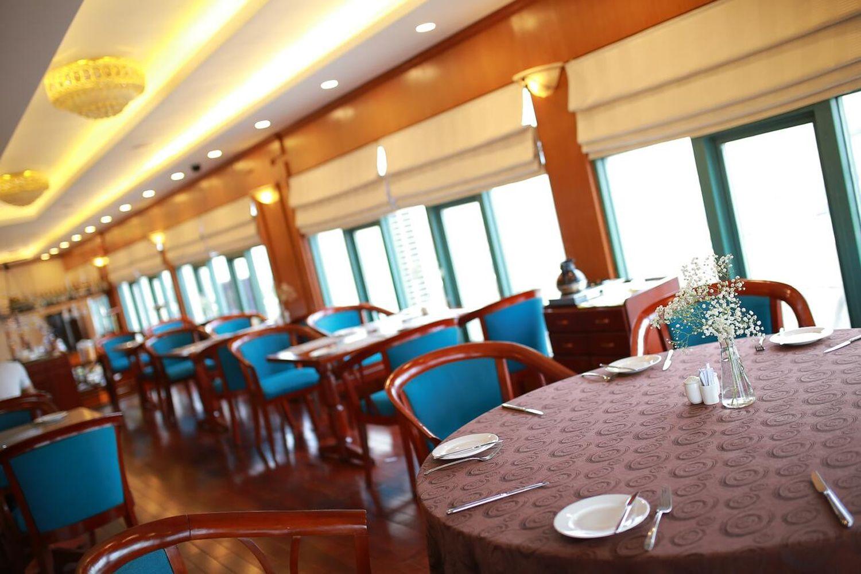 Nhà ăn Khách sạn Nam Cường Hải Phòng