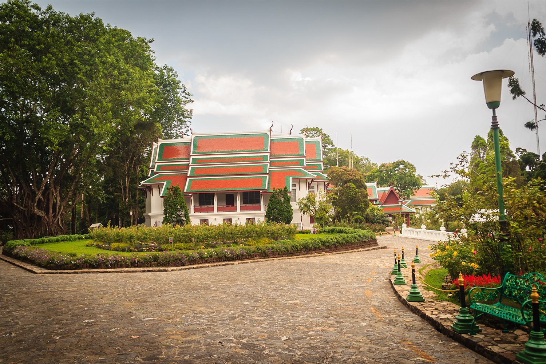 Cung điện Bhubing