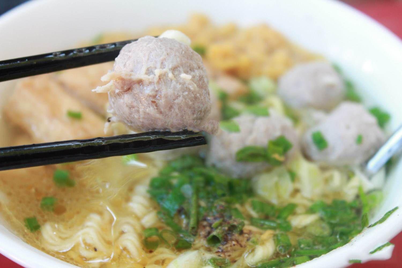 Quán súp cua bong bóng cá cô Lan