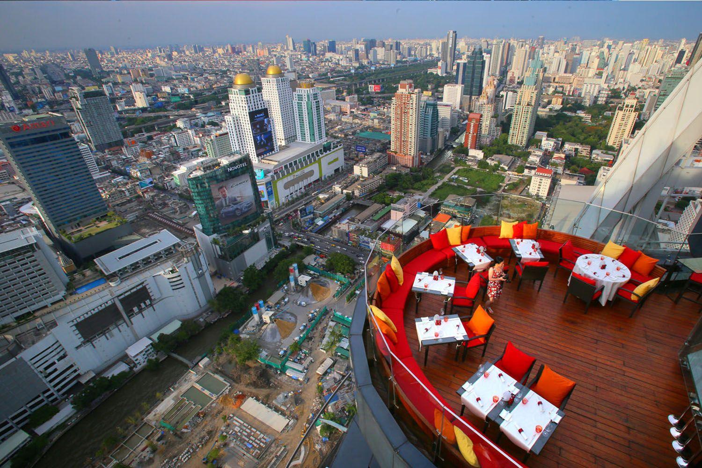 Nhà hàng Bangkok Sky