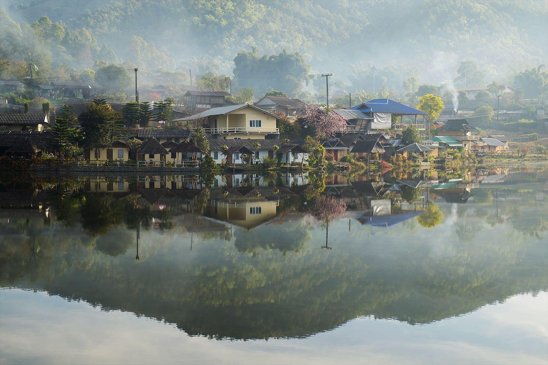 Pai Mae Hong Son Thailand