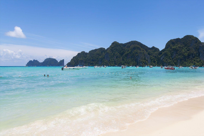 Thư giãn tại Phi Phi Don