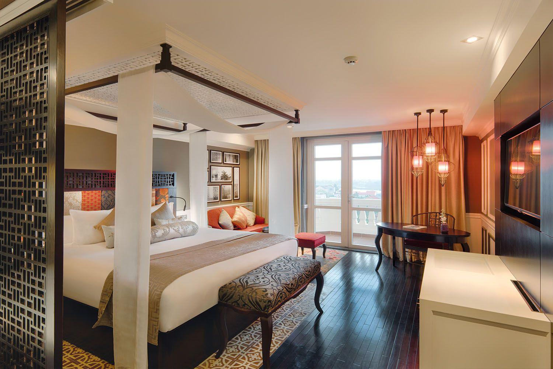Tiện nghi đầy đủ cho phòng ốc ở Hotel Royal Hoi An Mgallery