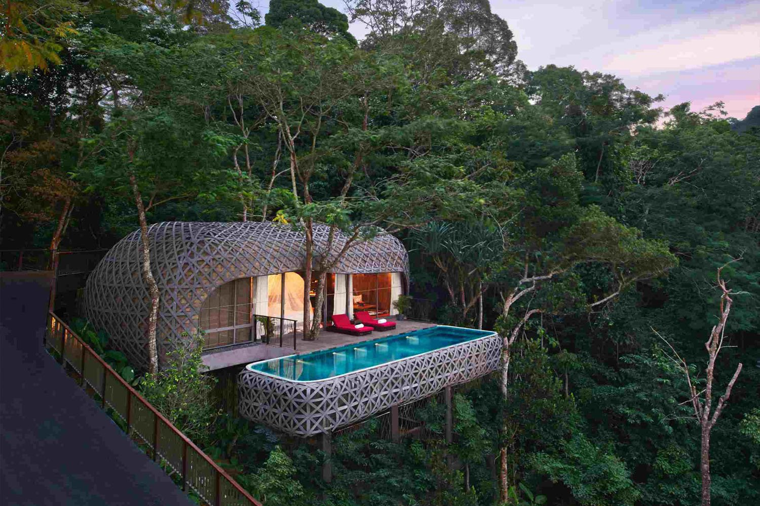Seek Seclusion At Bamboo Nest In Chiang Rai