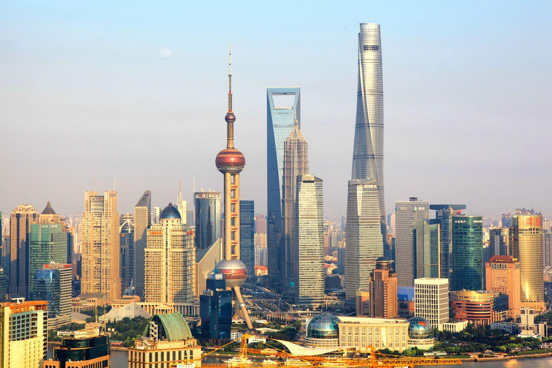 Những tòa nhà chọc trời của Thượng Hải đang phá kỷ lục