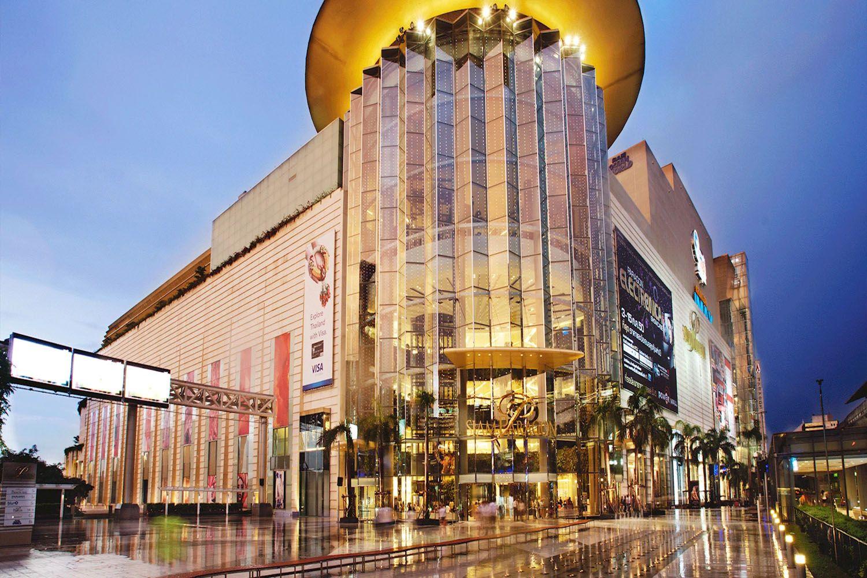 Khám phá trung tâm mua sắm Siam Paragon