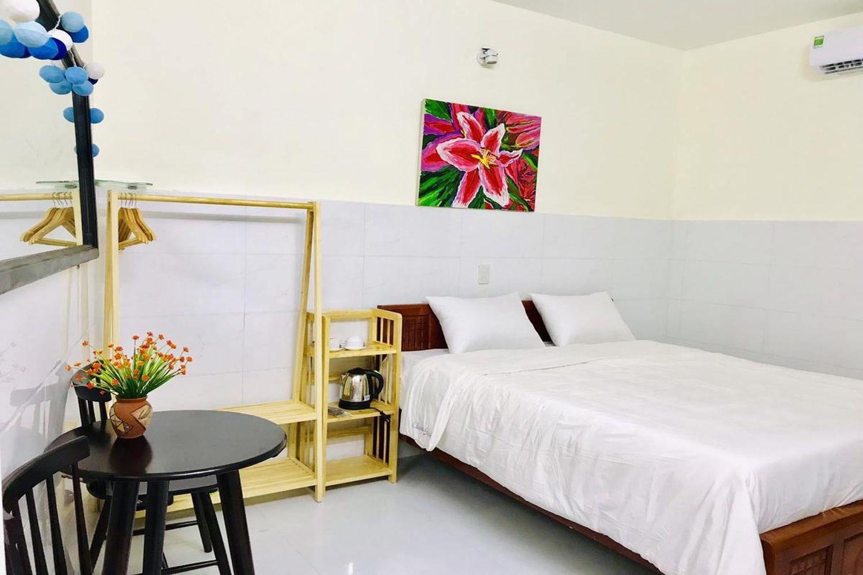 Phòng ngủ Minh Huy Homestay