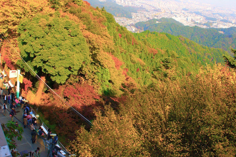 Núi Takao-Takaosan