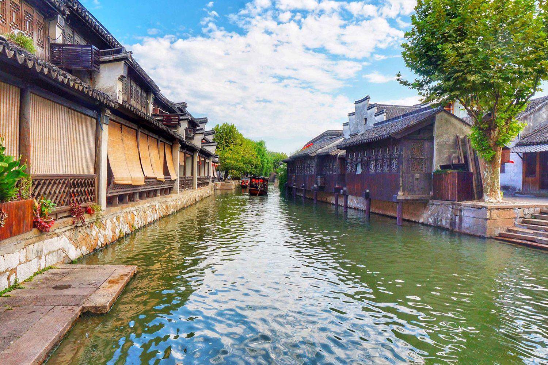 Thị trấn nước Jinxi