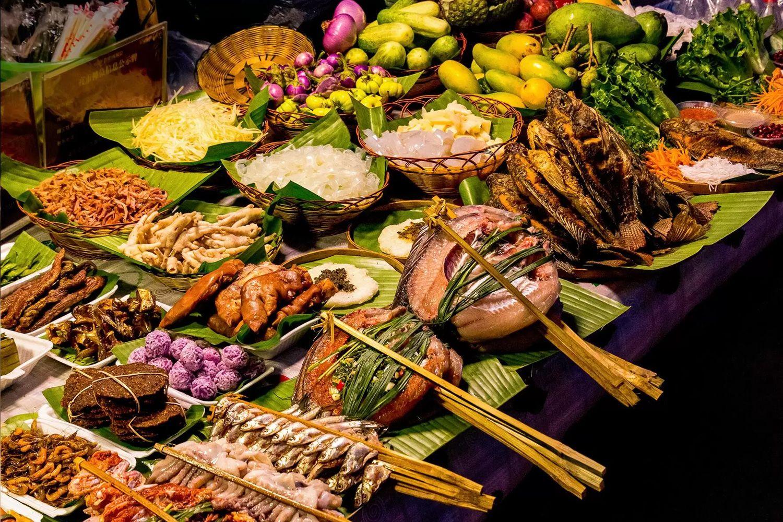 Phố ẩm thực phía Nam Vân Nam