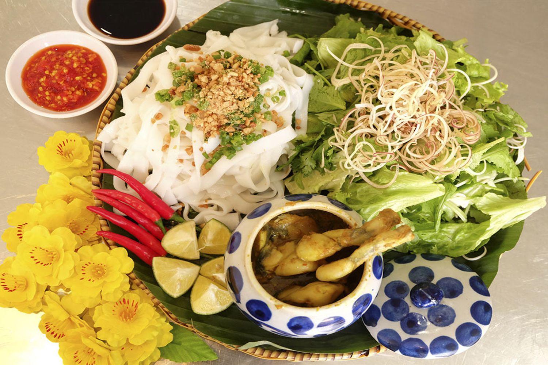 Mì Quảng Ếch Bếp Trang