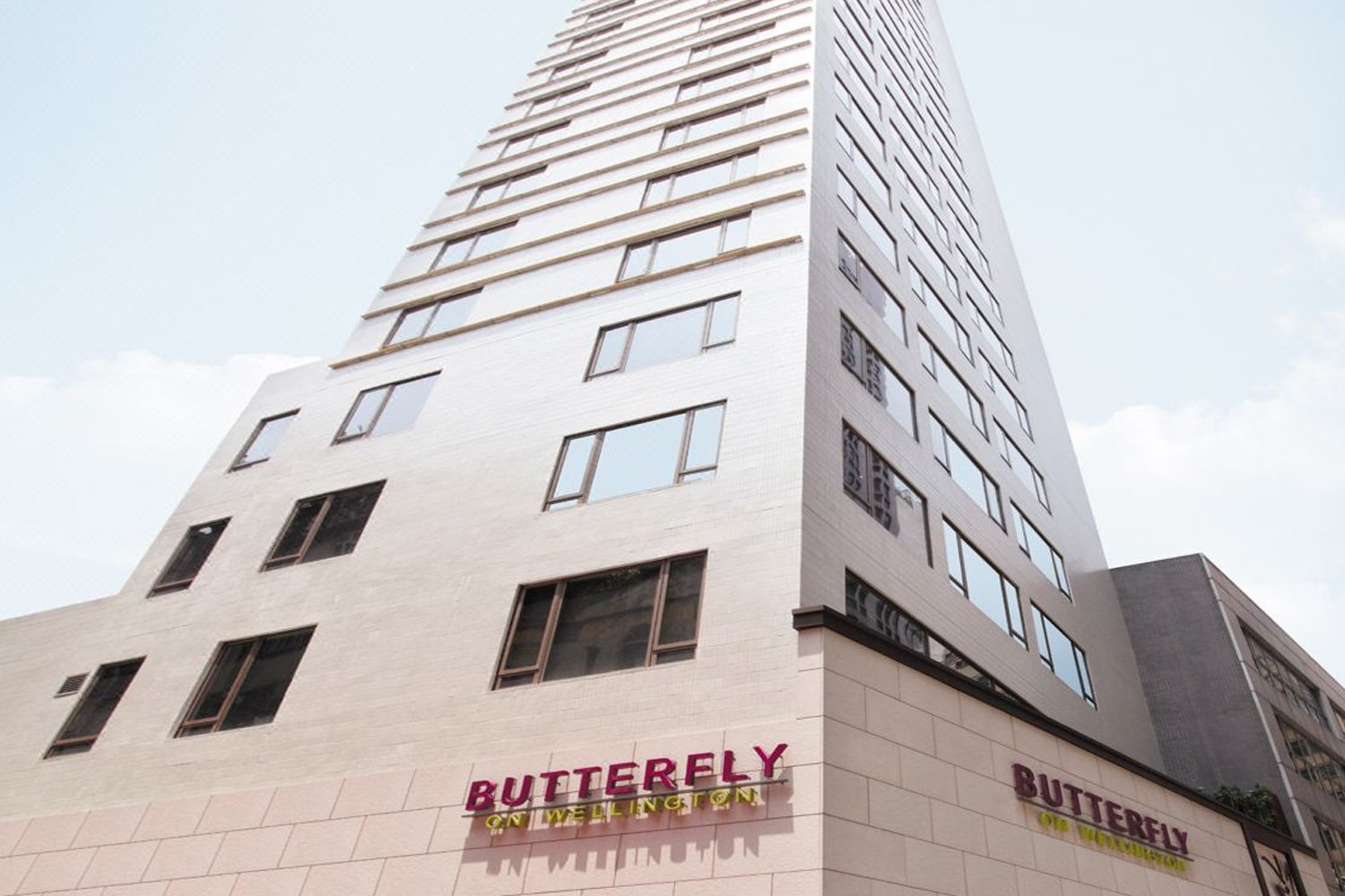 Khách sạn Butterfly on Wellington Boutique Hotel Centra
