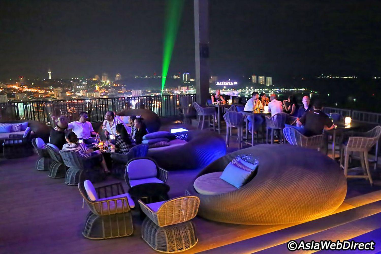 Horizon rooftop restaurant & bar