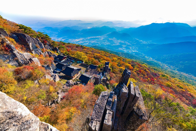 Công viên quốc gia Mudeungsan