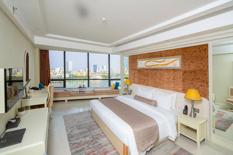 Phòng ốc của Brilliant Hotel Danang