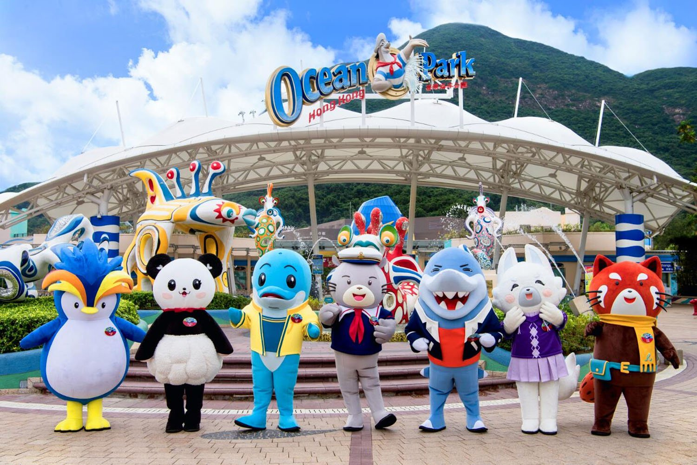 Vé thăm quan Ocean Park