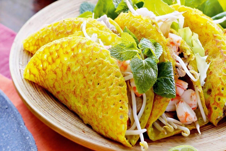 Bánh xèo Đà Nẵng