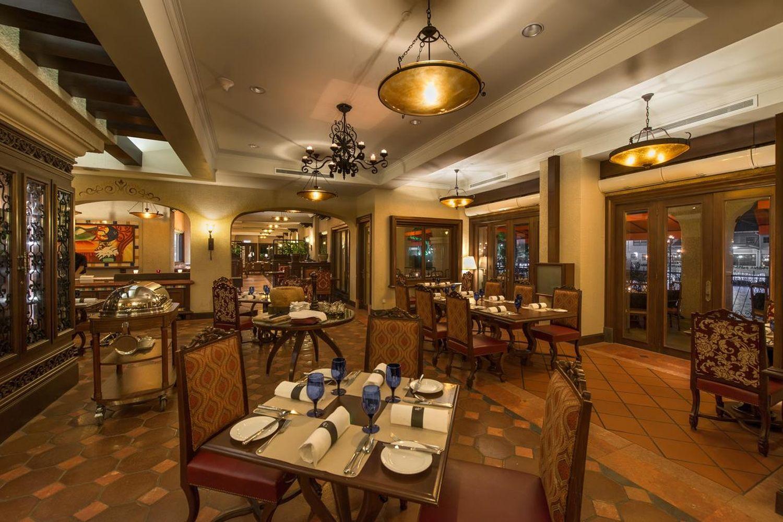 Nhà hàng ở Casa del Rio Melaka
