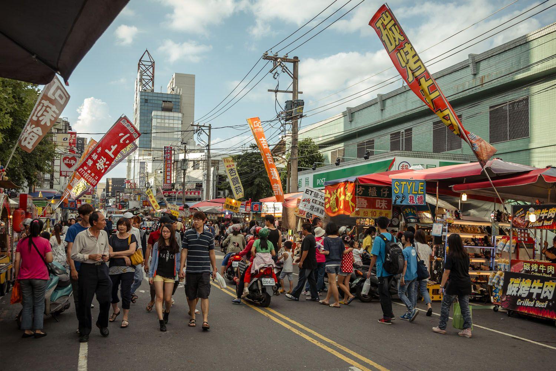 Mua sắm ở một số chợ đêm nổi tiếng hàng đầu Côn Minh