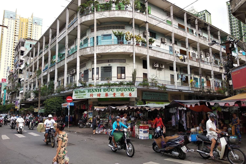 Khu phố người Hoa tại Sài Gòn