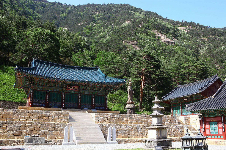 Đền Samhwasa