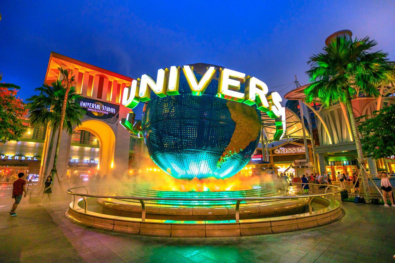 Công viên Universal Studios Singapore (USS)