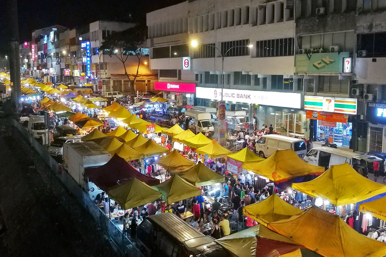 OUG Pasar Malam