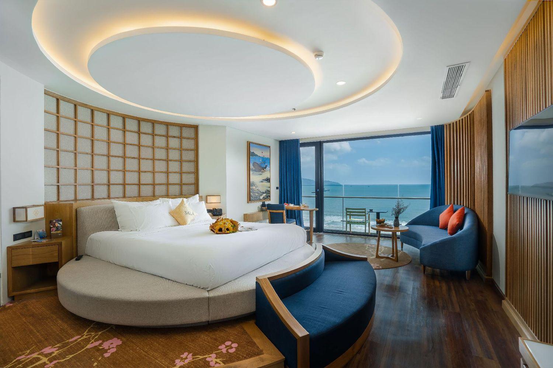 Phòng ốc hiện đại của Sala Danang Beach Hotel