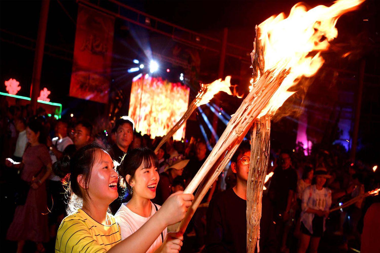 Bữa tiệc phong cách Trung Hoa