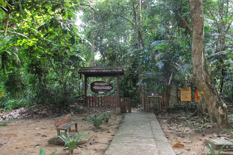 Khu bảo tồn thiên nhiên Taman Negara