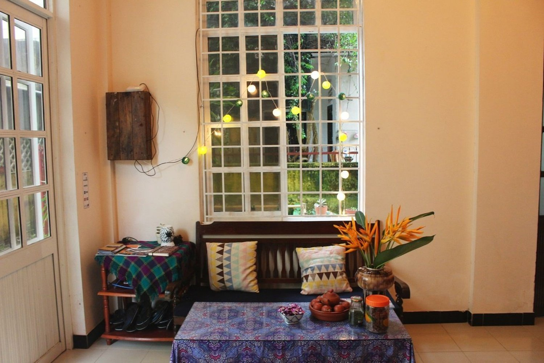 Phòng khách Deja Vu Homestay
