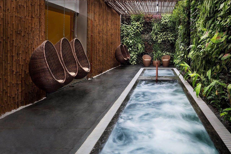 Sự kết hợp giữa nghỉ dưỡng khách sạn và trị liệu spa