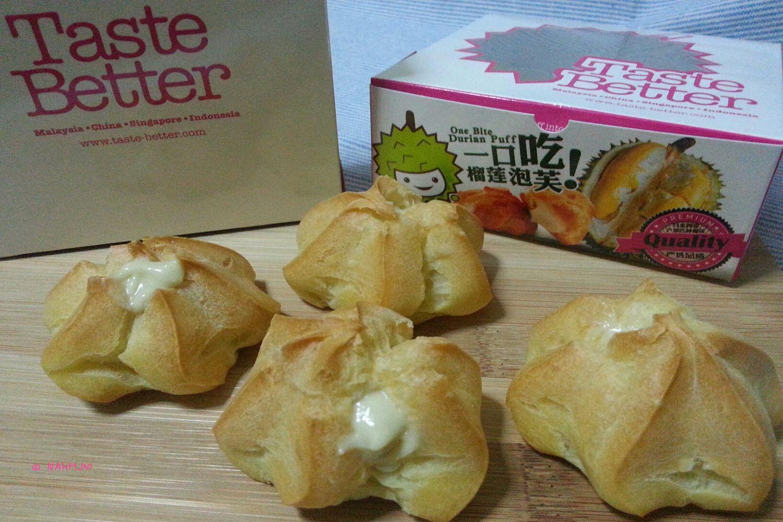 Bánh sầu riêng ở  Taste Better
