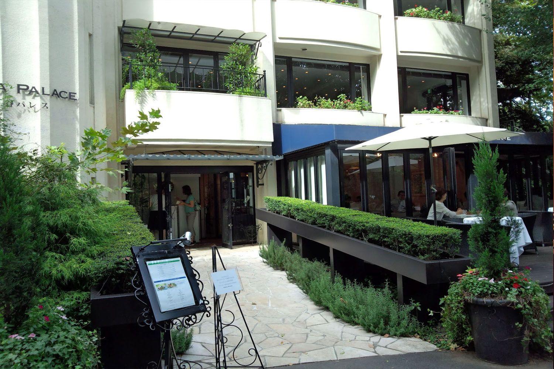 Nhà hàng Hibiya Palace