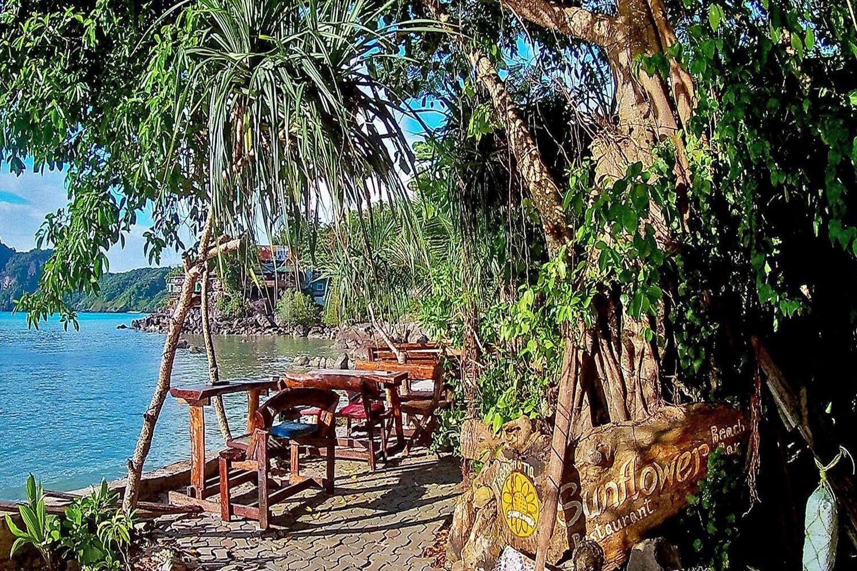 Sunflower Beach Bar