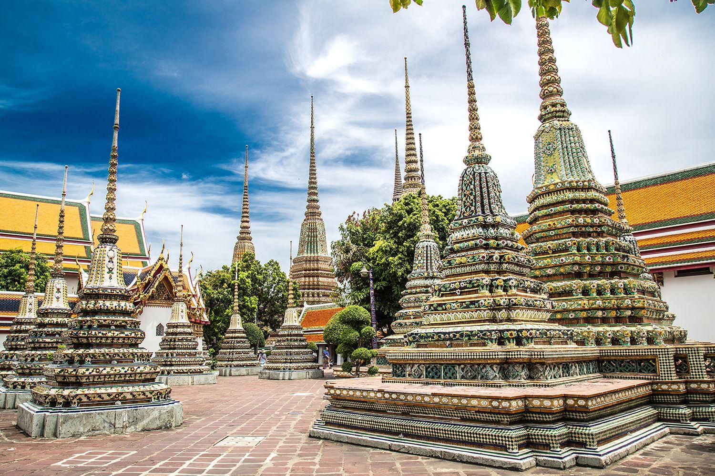 Đền Wat Pho