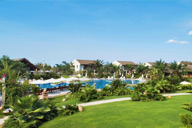 Khách sạn The Palm Garden Beach